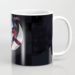 Vampire Girl Coffee Mug