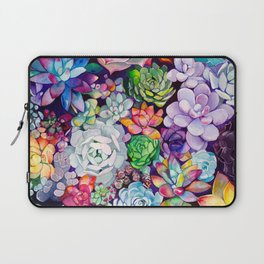 Succulent Garden Laptop Sleeve