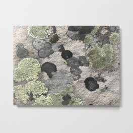 Stone Bloom Metal Print