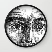ali Wall Clocks featuring Ali by hitit