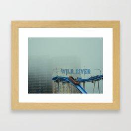 Wild River Framed Art Print