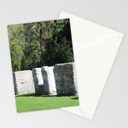 Kingsley Plantation Slave Cabins Stationery Cards