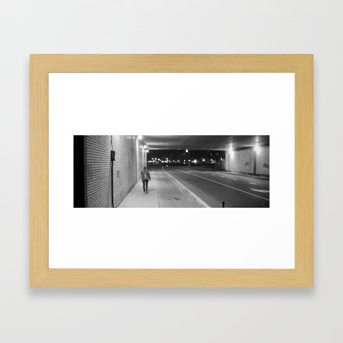 DAM 3 Framed Art Print