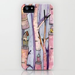 Safe House iPhone Case