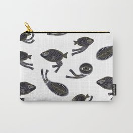 underwater surreal creatures Carry-All Pouch