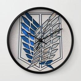 Shingeki no kyojjin AttackOnTitan  Wall Clock
