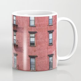 NY Red Brick Coffee Mug