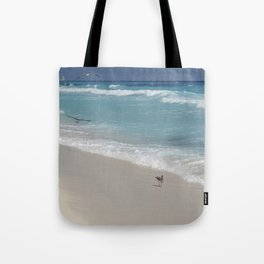 Carribean sea 8 Tote Bag