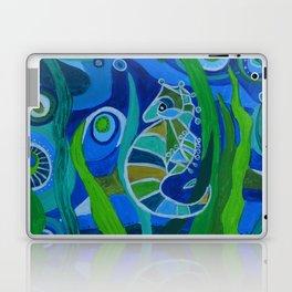 Seahorse Sea Laptop & iPad Skin