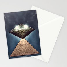 Flight Of Isis Stationery Cards