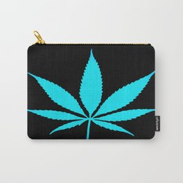 Weed : High Time Blue Carry-All Pouch