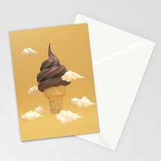 Big Ice Cream Stationery Cards