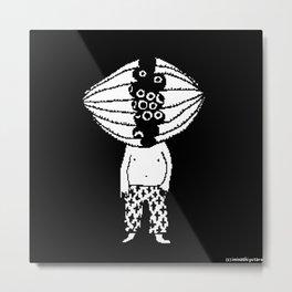 Oxydol Boy Metal Print