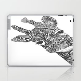 Zentangle Giraffe Laptop & iPad Skin