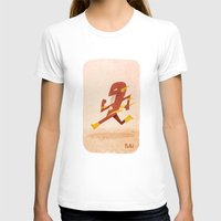 the flash T-shirts featuring Flash by Popol