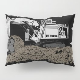 Excavation Pillow Sham