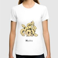 hydra T-shirts featuring Hydra by James Courtney-Prior