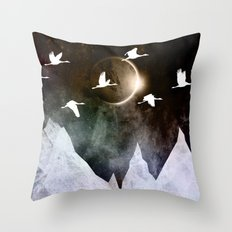 Fly High Throw Pillow