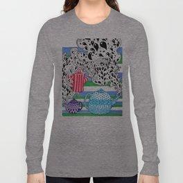 Teapots Long Sleeve T-shirt