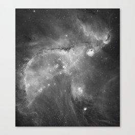 NGC 346 hydrogen emission Canvas Print