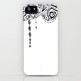 Drapes iPhone Case