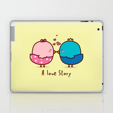 A Love Story Laptop & iPad Skin