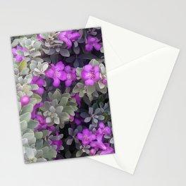 Purple Sage Stationery Cards