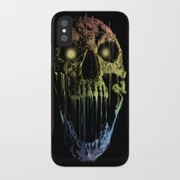 soul eater iPhone & iPod Cases featuring Soul Eater by Doyle See