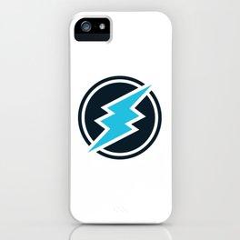 Electroneum iPhone Case
