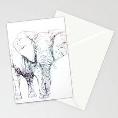 Elepattern Stationery Cards