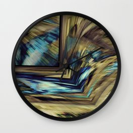 To the Distance Wall Clock