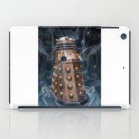 dalek iPad Cases featuring Dalek by Steve Purnell