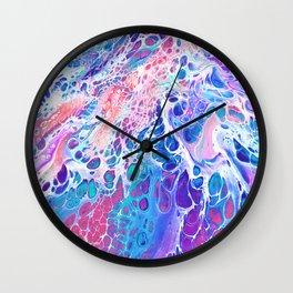 Artwork_073 - jessie.does.art Wall Clock