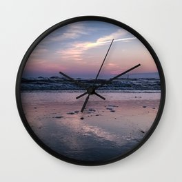 Lighthouse on the Horizon Wall Clock