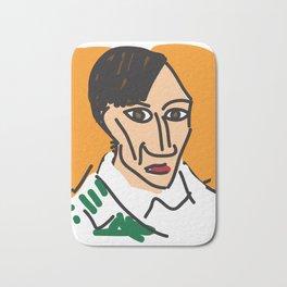 Pablo Picasso Bath Mat