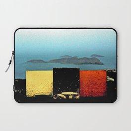 Cala Tarida-4 Laptop Sleeve