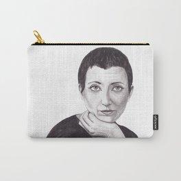 Helene Cixous Carry-All Pouch