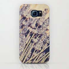 Lavender Flowers Galaxy S6 Slim Case