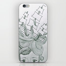 Sea Creature iPhone Skin