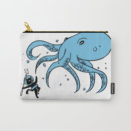 Deep Sea Battle Carry-All Pouch