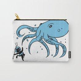 Deep Sea Battle Carry-All Pouch
