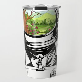 Another world Travel Mug