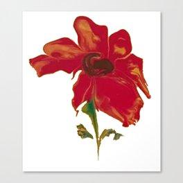 RED STUNNER Canvas Print