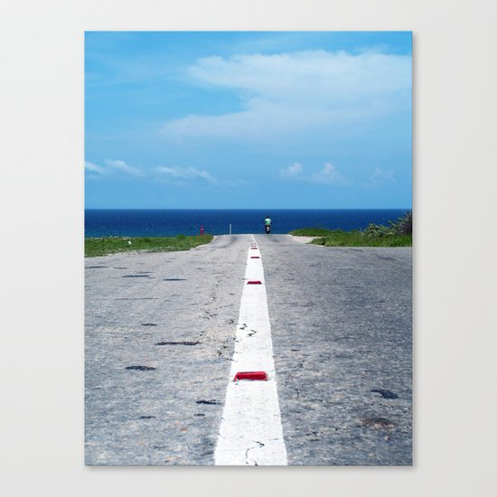 My Way Canvas Print