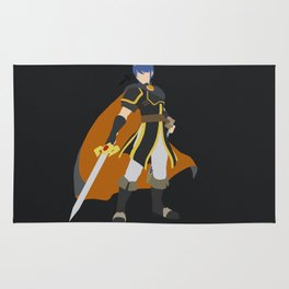 Marth(Smash)Black Rug