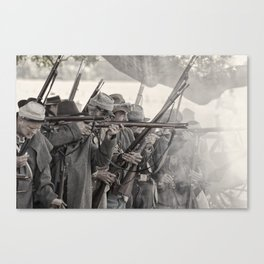 re-load Canvas Print