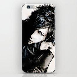 Gackt iPhone Skin