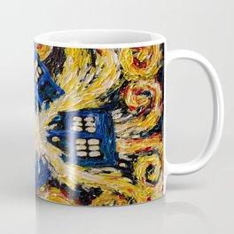 Exploding Tardis Coffee Mug