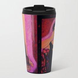 Love Sight - Symmetrical Art Travel Mug