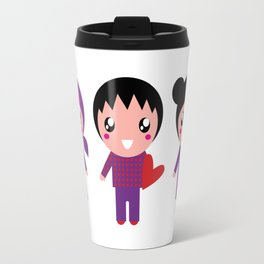 New valentine EMO characters Travel Mug